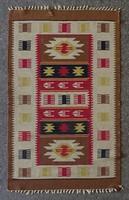 0V269 Régi torontáli szőnyeg 70 x 125 cm