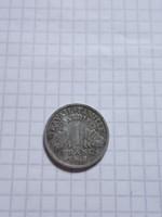 1 Frank  ( Francs ) Franciaország  1943 !! ( 2 )