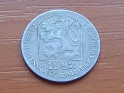 CSEHSZLOVÁKIA 50 HALERU 1982