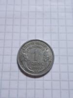 1 Frank  ( Francs ) Franciaország  1957 !!