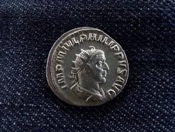 I. Philippus ezüst Antoninianus ROMAE AETERNAE 244-247 (id6085)