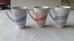 Porcelán kis  pohár eladó! 3 db