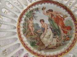 Jelzett, Nemet porcelan kinalo az 1800-as evek vegerol