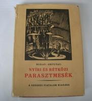 Nyíri és rétközi népmesék reprint Buday György metszeteivel