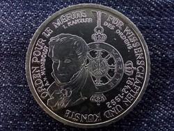 Pour le Mérite érdemrend ezüst 10 Márka 1992 D/id 6206/