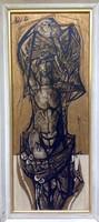 Xantus Gyula festmény