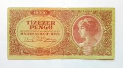 1945 évi 10000.es-papírpengő