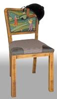 Háttámlás szék, kód: ANAszk6003