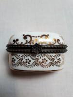 Limoges mini ékszer tartó