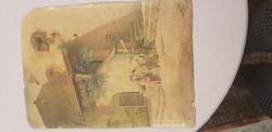 Kende István festmény