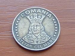 ROMÁNIA 20 LEI 1991 STEFAN CEL MARE