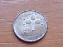 IZRAEL 10 NEW AGOROT 19810 5740