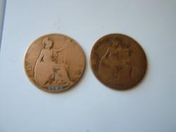 Half Peny 1915-21