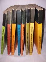 Delfin könyvek  8db
