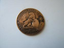 Cinco Centimos 1870