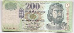 """200 Forint 2005 """" FC """" Sorozat"""