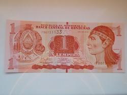 Honduras 1 lempiras 2014 UNC
