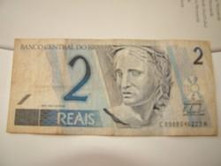 2 REAIS Brazilia R!
