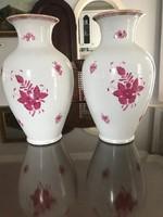 Herendi gyonyoru váza pár