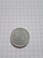"""50 Pfennig 1971 """" A """" !   NDK !"""