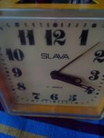 Retró orosz  slava ébresztöóra