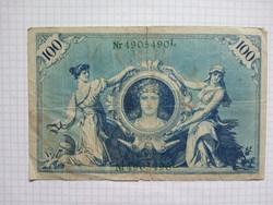 100 Márka 1908 !