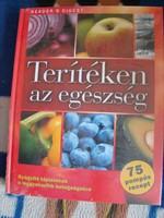 Terítéken az egészség könyv