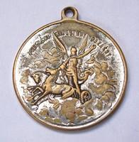 'Szabadságharczunk dicső emlékére 1848-1898' érem.