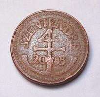 Szentendre 2005 Rotary International emlékérem.