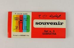 0V349 Sabratha Kodak diakocka sor 12 db