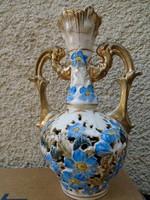 Áttört mintás Fischer váza