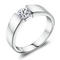 Arany és ezüst színű gyűrűk 7,5 és 8-as méretben  ÚJ!