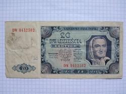 Ritka, és szép  Zloty Lengyelország  1948 !!