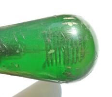 Antik zöld üveges villanykörte
