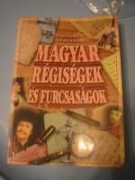 U12 Magyar régiségek és furcsaságok könyvritkaság 211 oldalas
