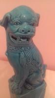 Kínai porcelán kutya