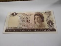Új-Zélandi dollár EF