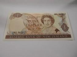 Új-Zélandi dollár aUNC