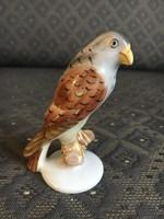 Nagyon szép Herendi porcelán sólyom madár