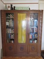 Antik Könyves szekrény AKCIÓS ÁRON ELADÓ!