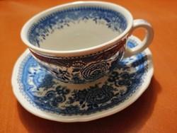 Villeroy & Boch Mettlach Burgenland csésze + csészealj