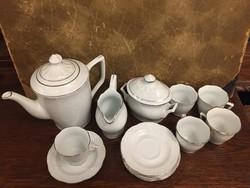 Porcelán teás/kávés szett