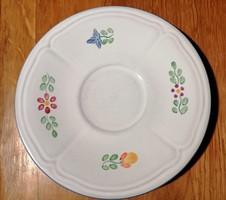 HEREND Village Pottery majolika alátét tányérok  2 db