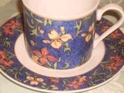 Botanik teás jelzett csésze
