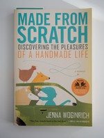 Jenna Woginrich - Made From Scratch - könyv