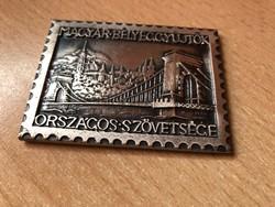 1964 ezüst bélyeg 91 gramm 0,935 Ritka -fémjel-