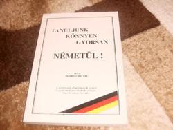 Tanuljunk könnyen gyorsan németül Dr ERNST