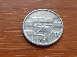 HOLLANDIA 25 CENT 1992