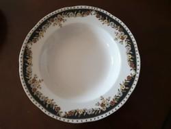 Zsolnay Sissi/Sissy leveses tányér 23 cm, hibátlan, új