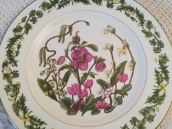 "Royal Worcester ""Winter Flowers"""